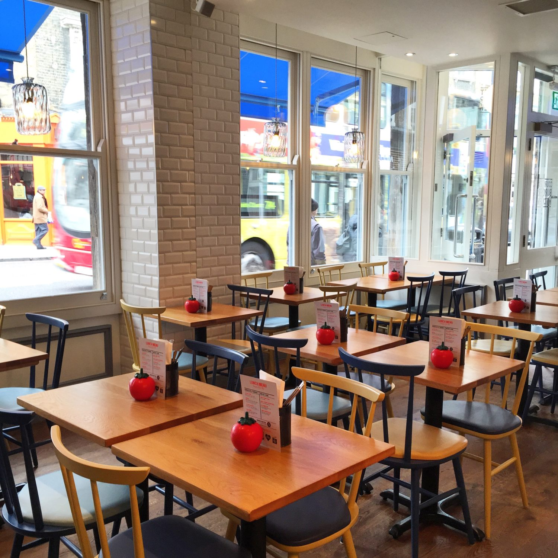 Choisis Ton Resto / Burger Time At Gourmet Burger Kitchen