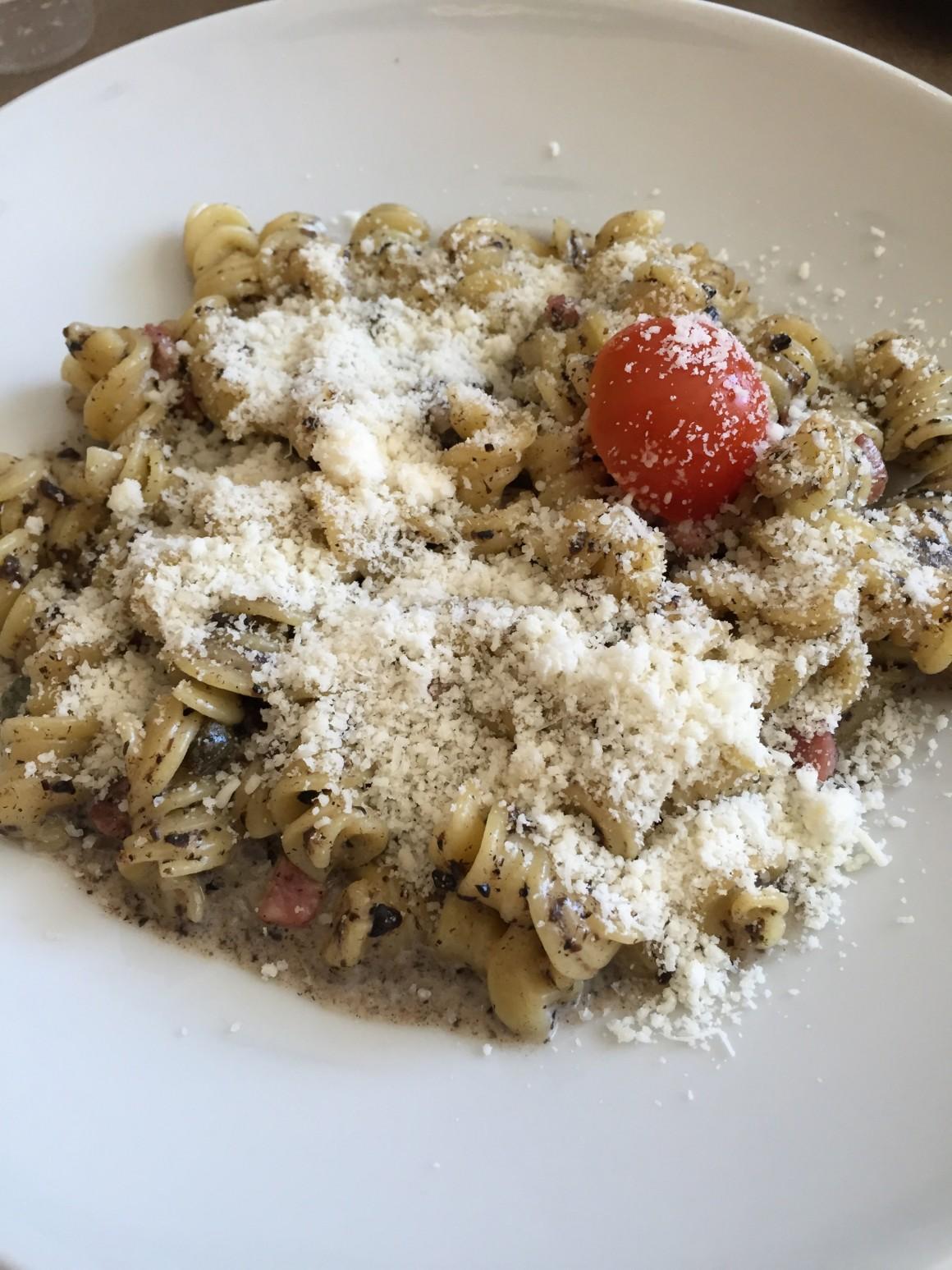 Pasta, pasta, pasta, chez Pasta Prima à Plainpalais