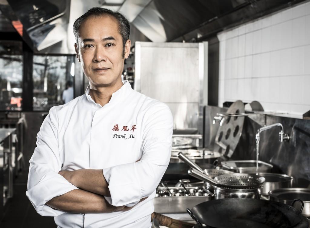 Chef Frank XU La Réserve Genève Tsé Fung Restaurant AVRIL 2015 (1)