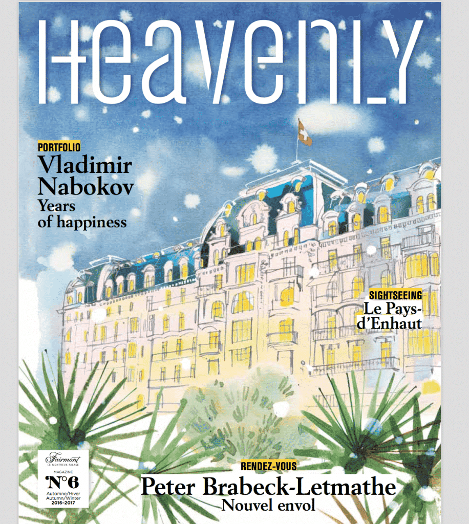 heavenly magazine